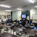鹿児島市 少年サッカークラブ Fクオーレ で研修を行いました。